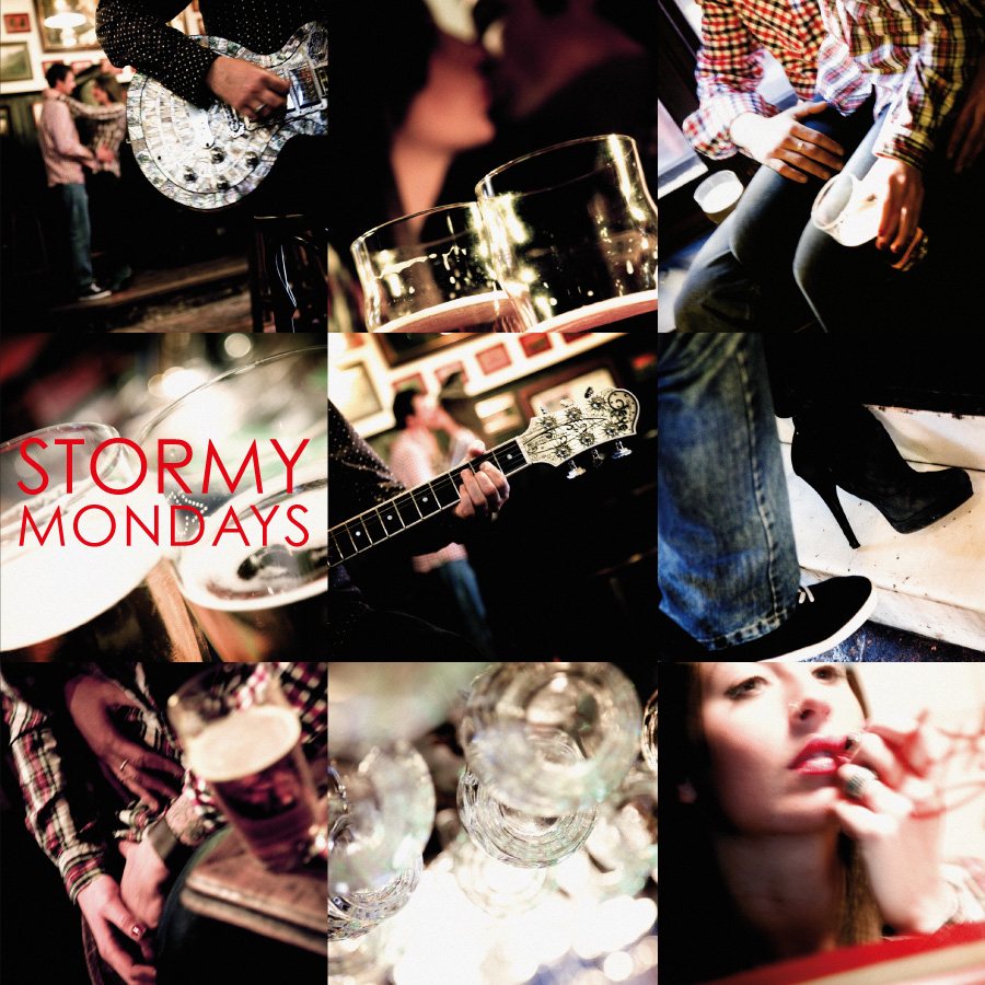 Stormy Mondays - Single Vinilo
