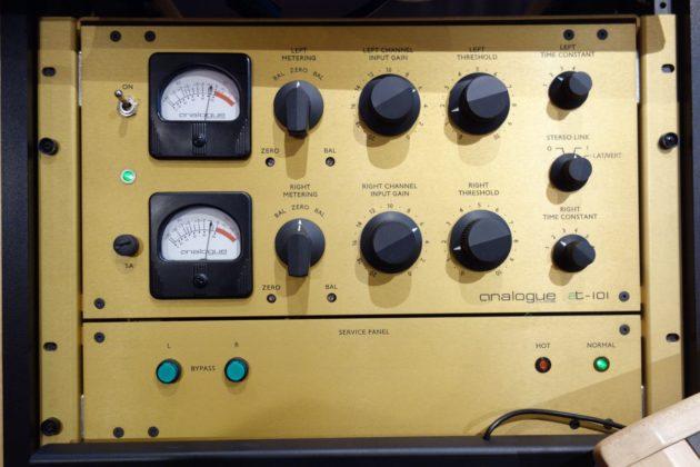 Compresor Fairchild