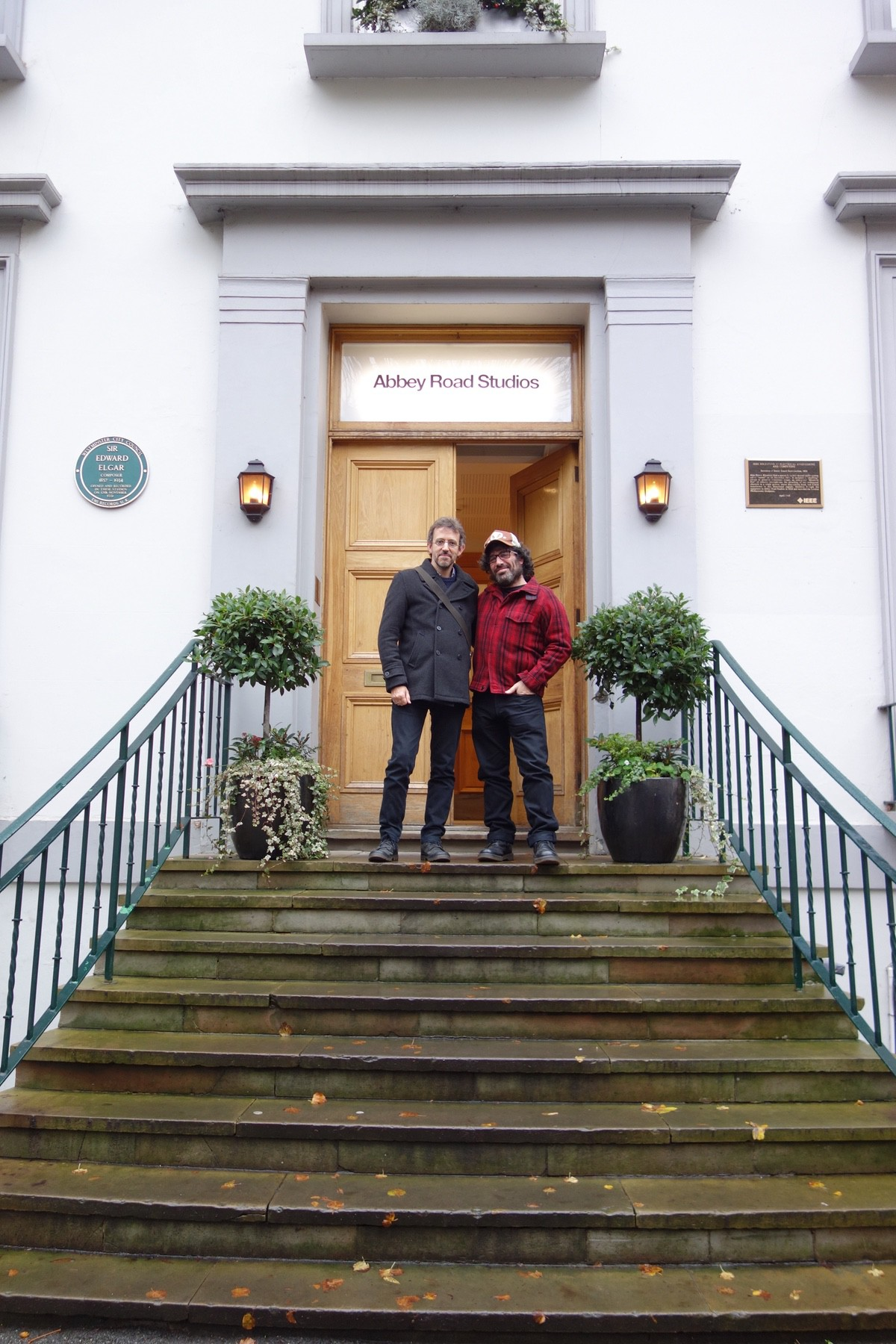 Fotos: Masterizando «Nebraska» En Abbey Road